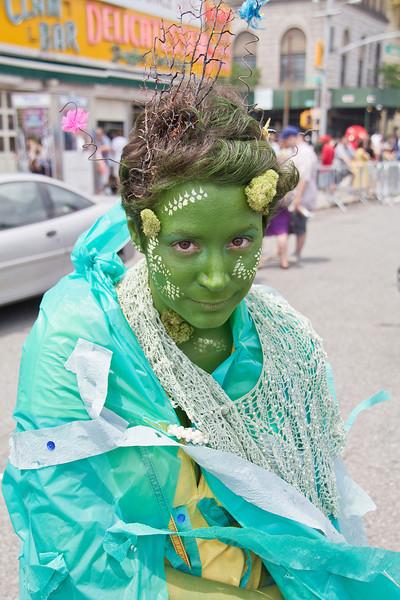 Coney Island Mermaid Parade (06/18/2011) - Ongoing
