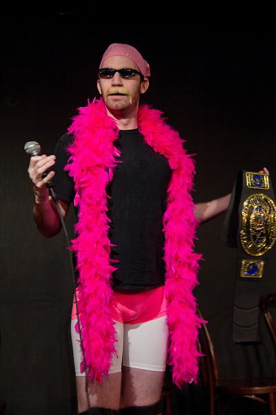 02/02/2012 Cagematch: Lil' Bo Reap Vs. Dollywood Hogan